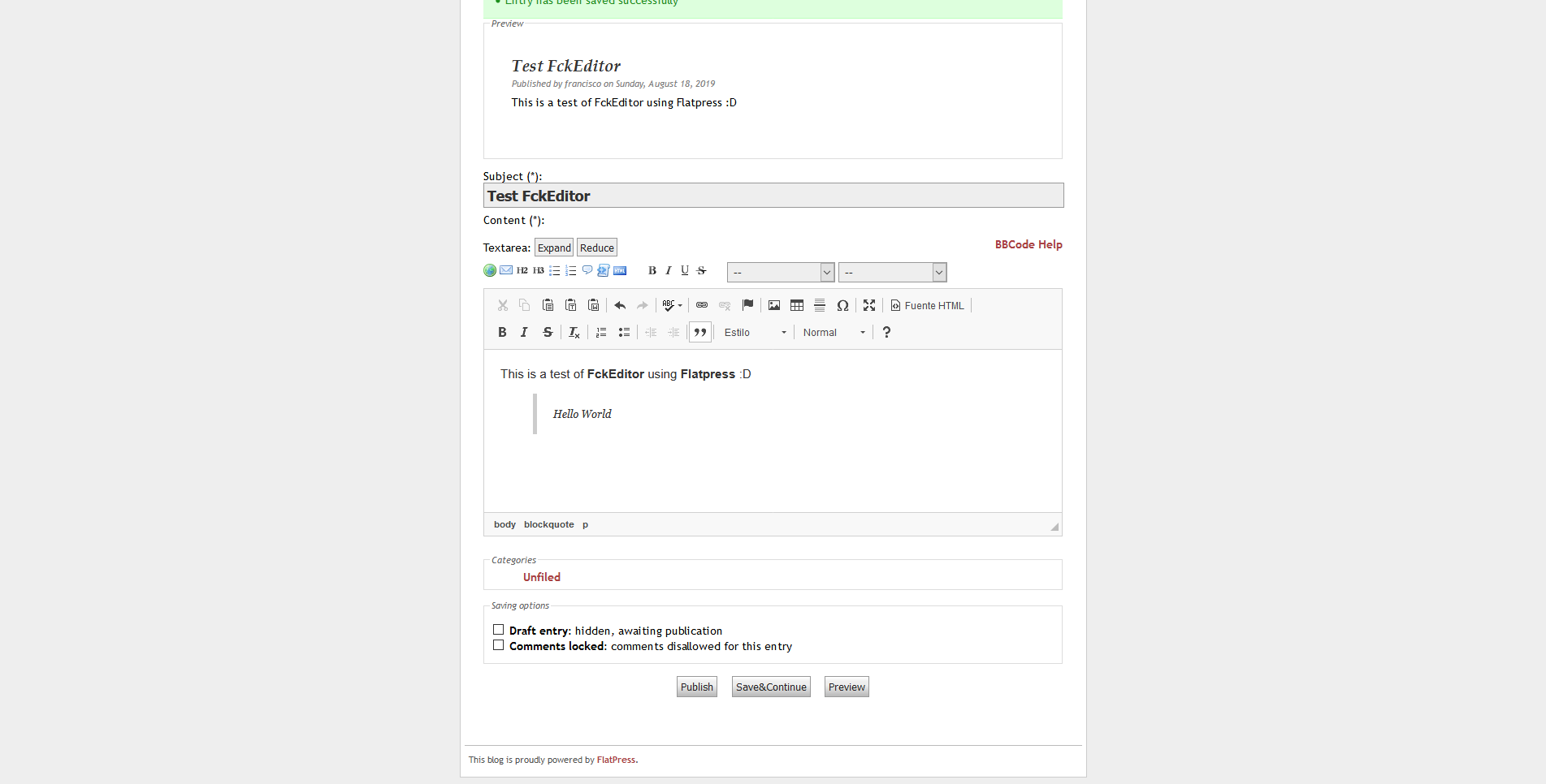 Screenshot_2019-08-18 FlatPress « Administration area « Write Entry « Entries.png